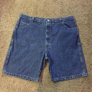 Wrangler Denim Shorts Sz 46 Gently Used